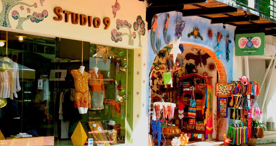 De compras en la Riviera Maya