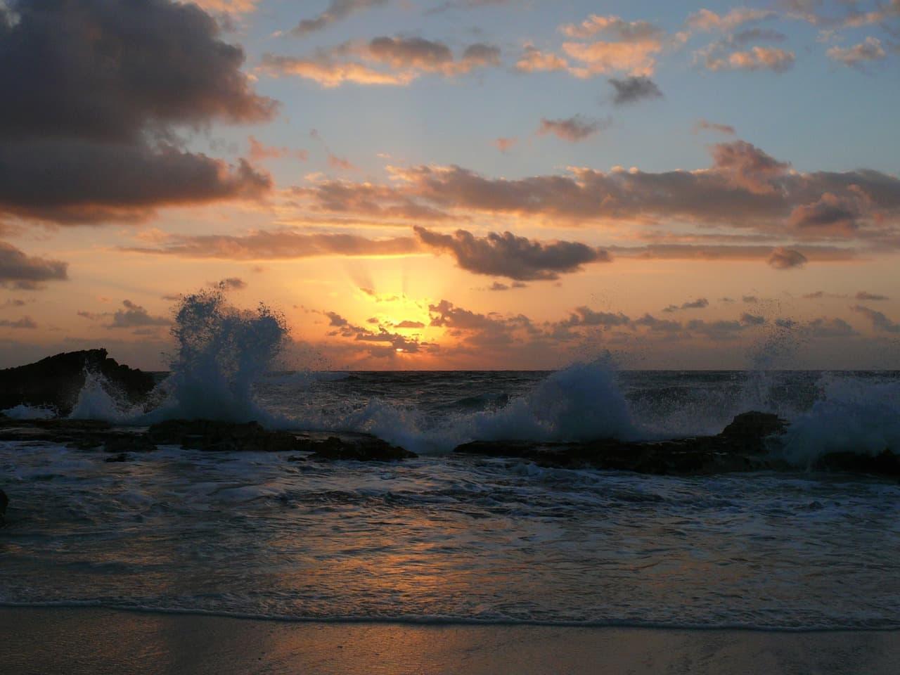 Playa Palancar en isla de Cozumel