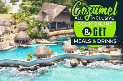 All Inclusive Dolphinarium at Cozumel