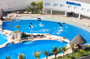 Parque Dolphinaris -Cancun