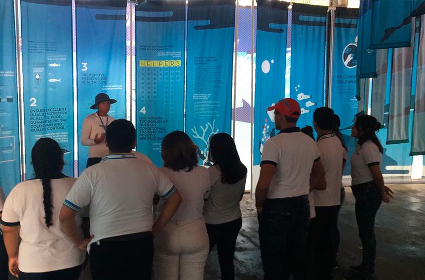 Ocean Blu Care Station