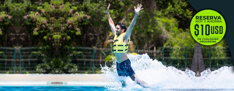 Reserva Hoy Tu Nado con Delfines y Ahorra $10USD