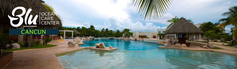 Nadar con Delfines en Blu Ocean Care Center en Cancún