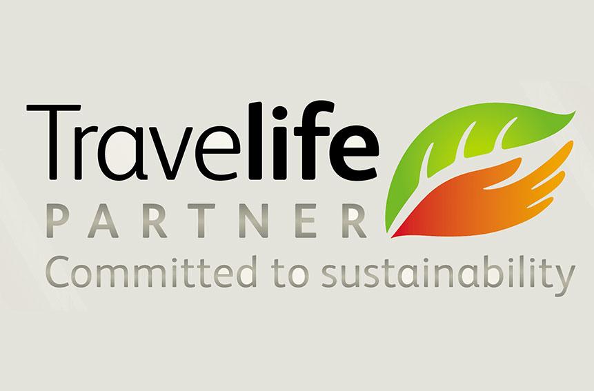 Certificación Travelife Partner en Dolphinaris