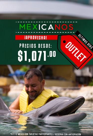 Outlet Dolphinaris Aprovecha Precios para Mexicanos