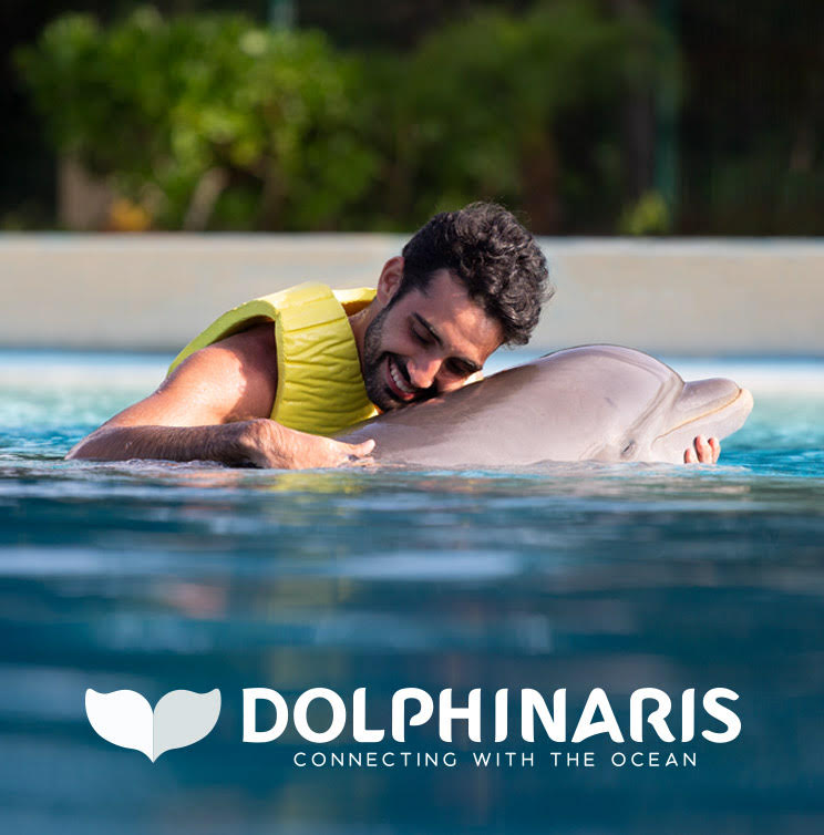 The Ultimate Cancun Water Park: Ventura Park & Dolphinaris Partners in Fun
