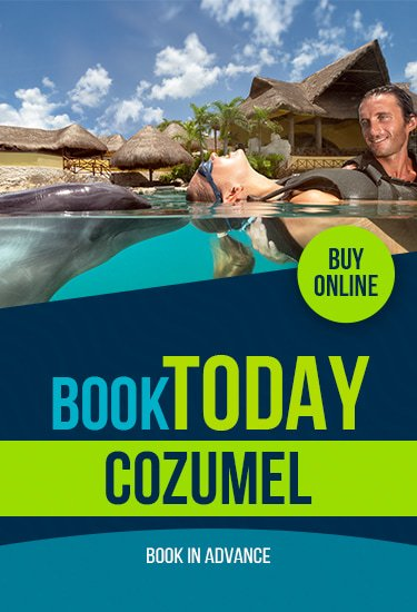Book today at Cozumel