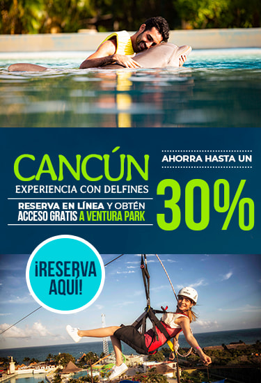 Dolphinaris Cancun