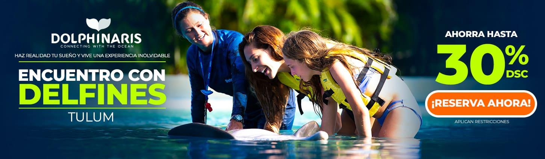 Dolphinaris Tulum descuento