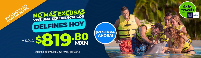 Precio especial en Riviera Maya