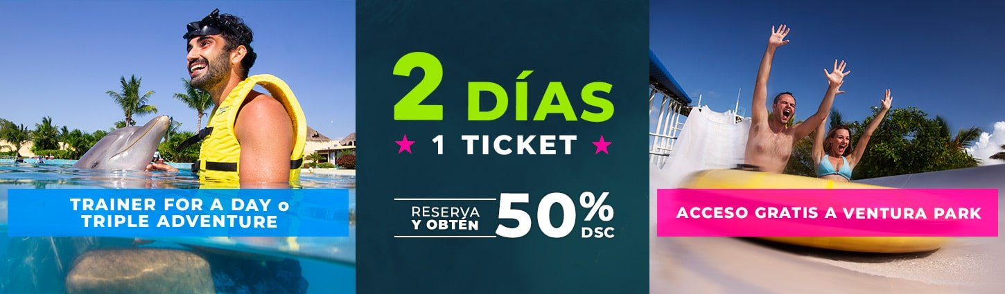2 días un ticket