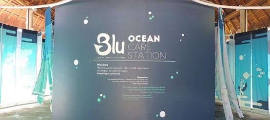 Blu Ocean Care Station