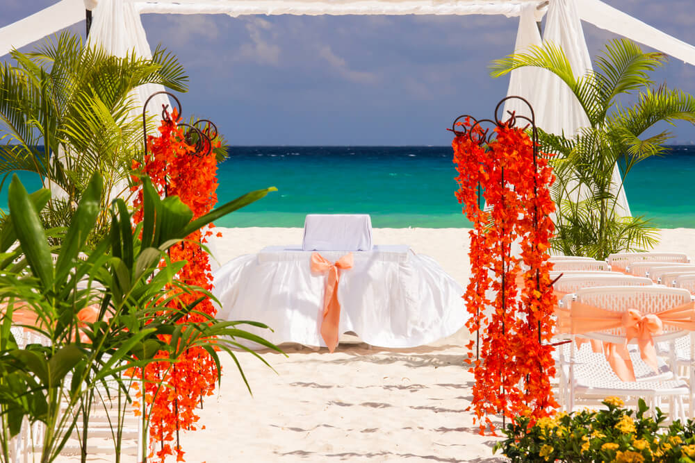 Beach Weddings Five Ideas For Your