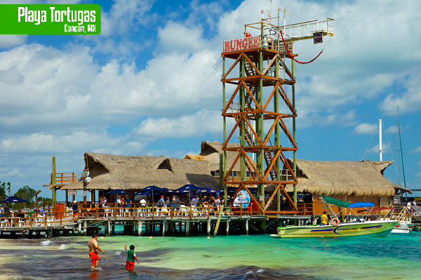 What to see in the Riviera Maya PlayaTortugas