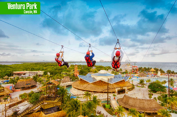 What to see in the Riviera Maya Ventura Park