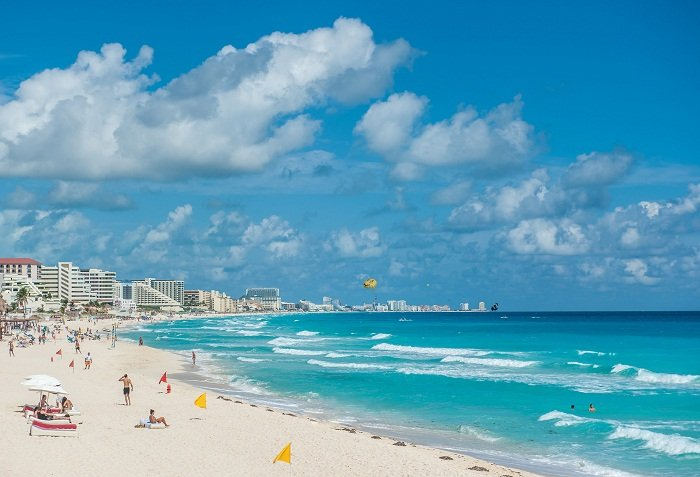 Cancun beautiful landscapes that will make you fall in love