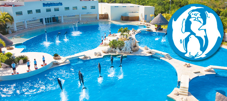 Dolphinaris Cancún recibe certificación de la EAAM
