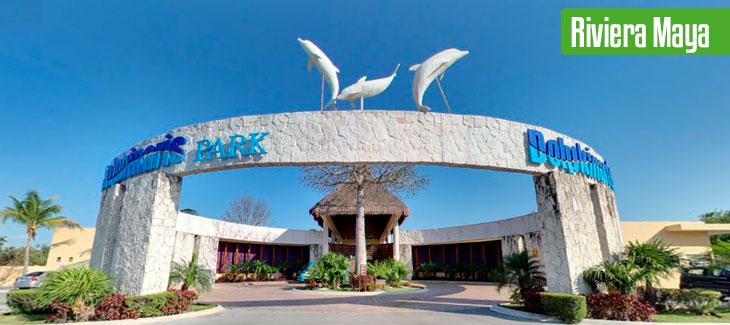 ¿Cómo llegar a Dolphinaris Riviera Maya?