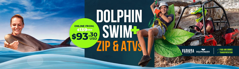 Combo Dolphin Swim