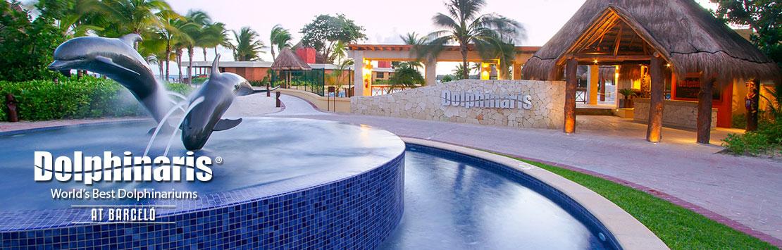 Dolphinaris Barcelo Maya Resort, Riviera Maya Mexico