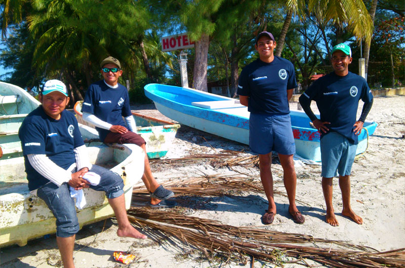 Dolphinaris foundation conservation experienced staff.