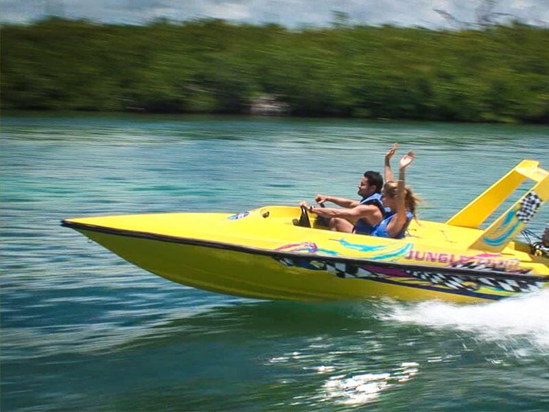 Descubre la aventura en Cancún con el Jungle Tour
