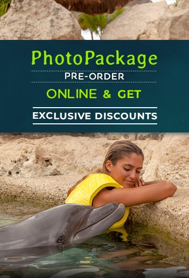 Dolphinaris photo package