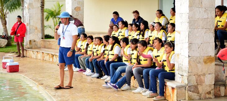 Dolphinaris se suma al programa de Turismo Social