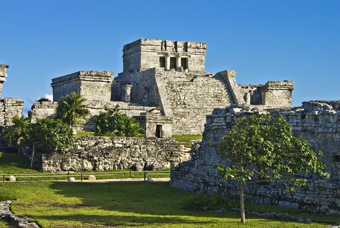 Tulum in Quintana Roo state.