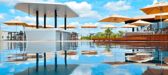 The Sundeck Lounge es una gran instalación para el turismo MICE.