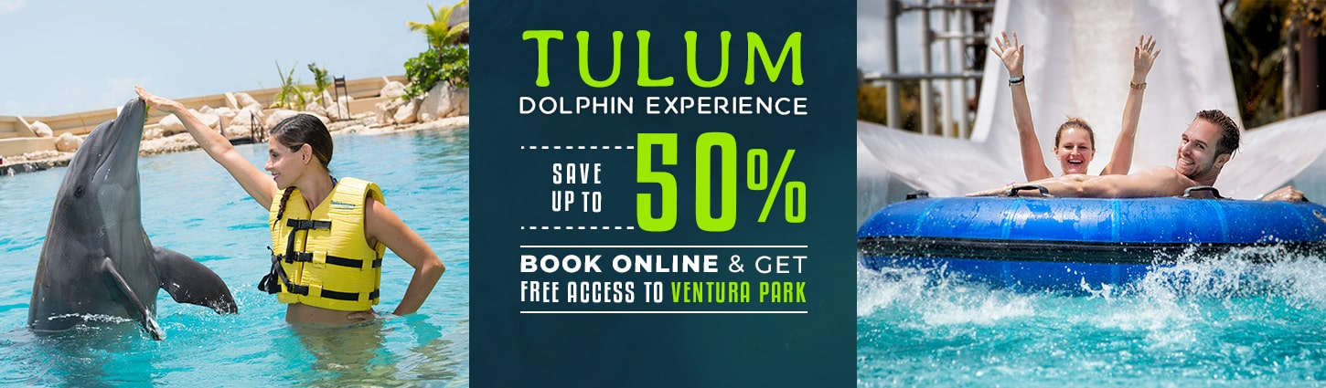 Tulum save up 50 %