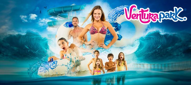 Wet'n Wild Cancún, ahora parte de Ventura Park