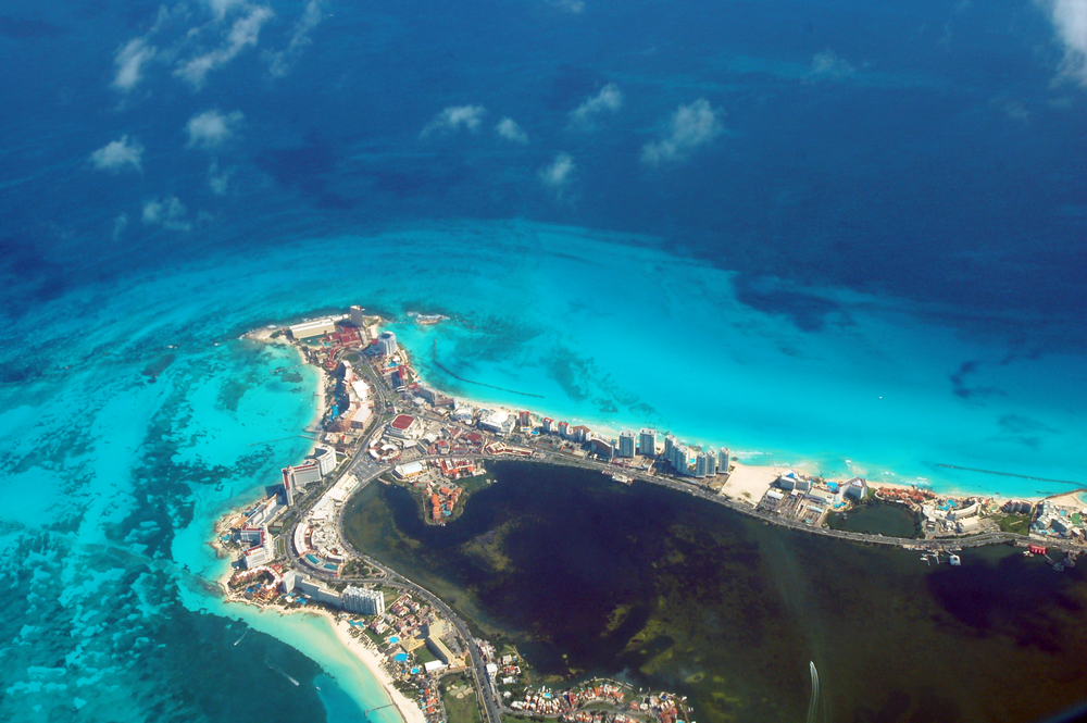 Cancun, the place to go for a once in a lifetime getaway