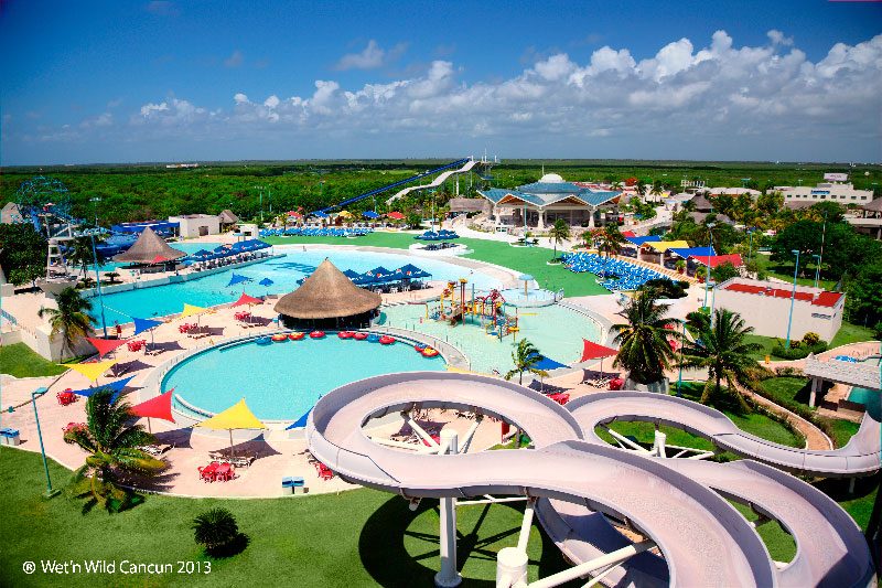 A day in Wet'n Wild Cancun: What to do