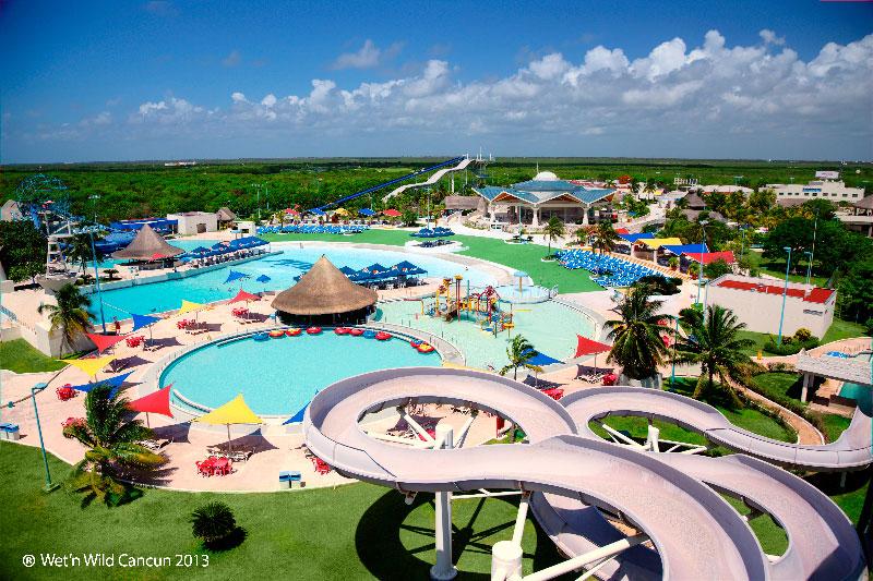 ¿Quieres un día diferente? Visita Wet'n Wild, el único parque acuático de Cancún