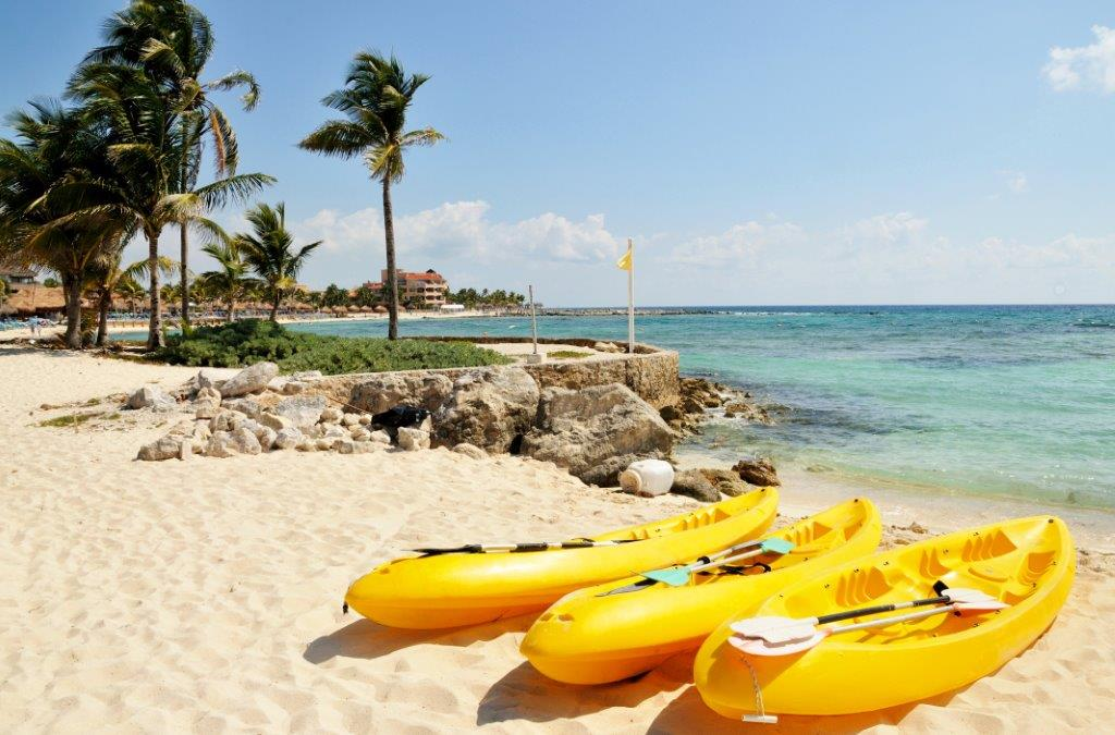 3 perfect days in the Riviera Maya