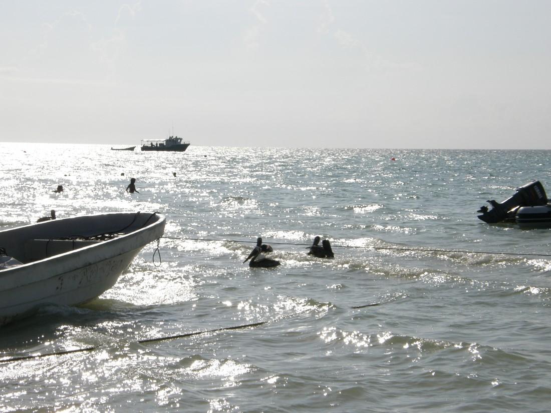 La Isla Holbox en Quintana Roo.