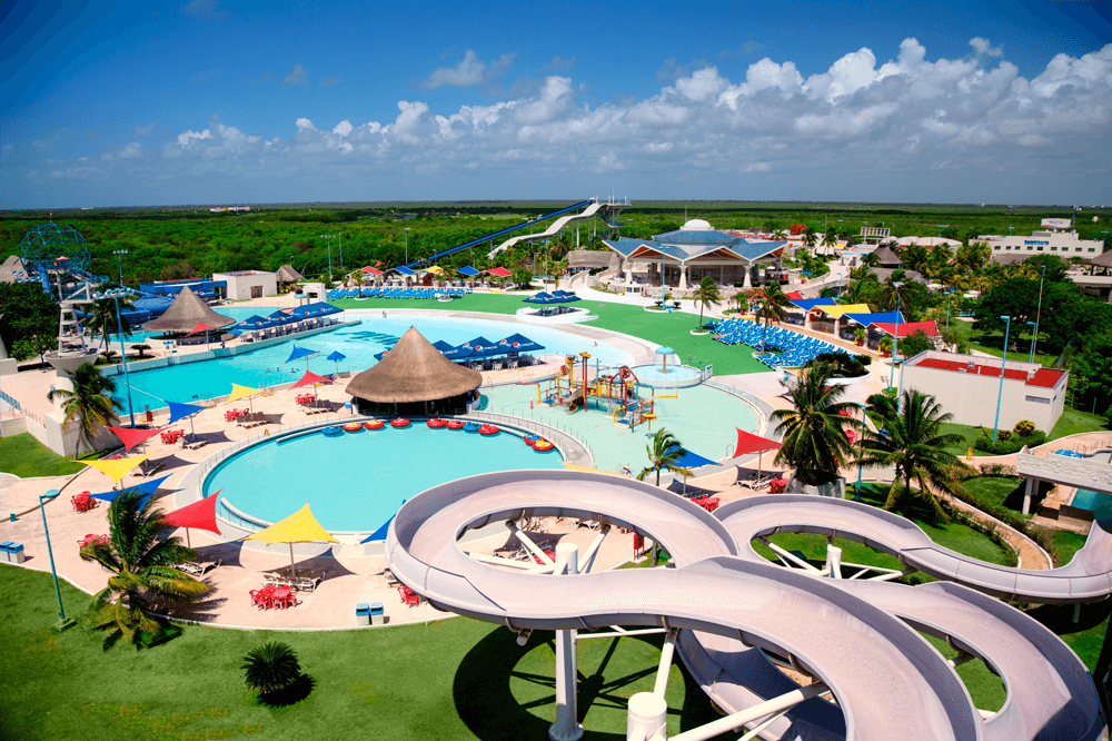 Wet'n Wild Cancun is all about fun!