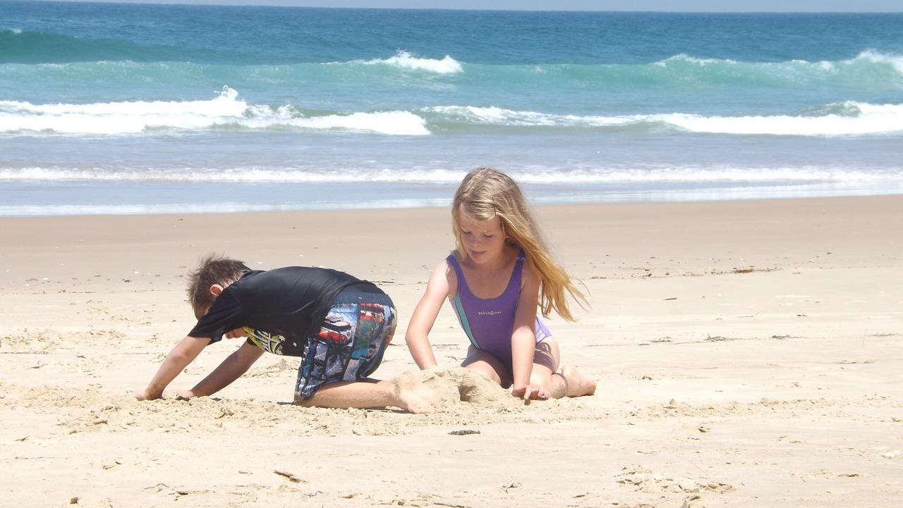 Viaje con niños a la Riviera Maya
